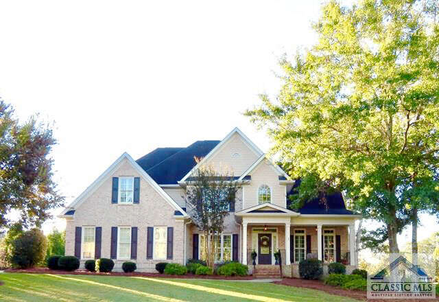 Single Family for Sale at 1070 Settlers Ridge Road Athens, Georgia 30606 United States