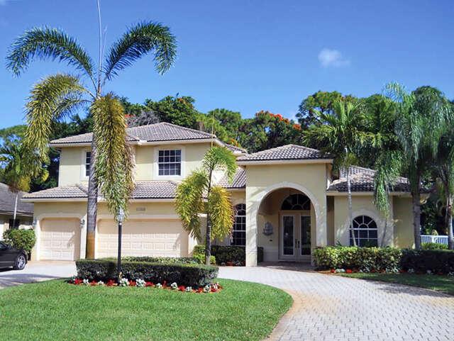 Single Family for Sale at 11640 Dunes Road Boynton Beach, Florida 33436 United States