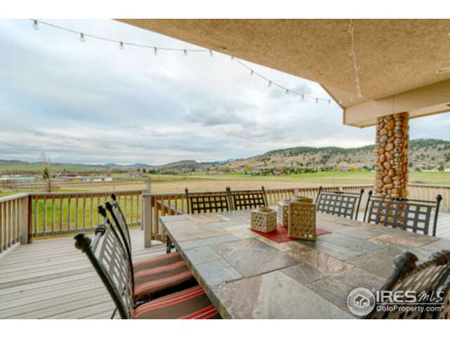 Single Family for Sale at 3221 Huckleberry Way Loveland, Colorado 80538 United States