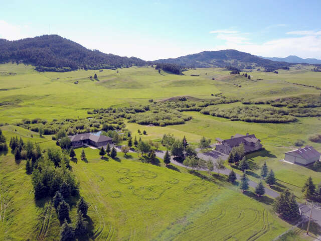 Single Family for Sale at 299 Jackson Creek Road Bozeman, Montana 59715 United States
