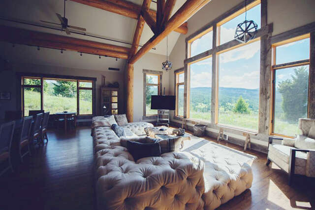 Single Family for Sale at 1200 Mountain Meadows Lane Big Sky, Montana 59716 United States