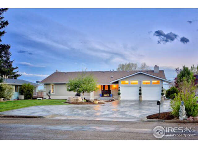 Single Family for Sale at 1004 Engleman Pl Loveland, Colorado 80538 United States