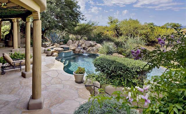 Single Family for Sale at 11464 E Salero Drive Scottsdale, Arizona 85262 United States