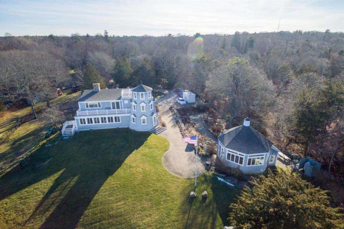 Single Family for Sale at 34 Black Duck Lane West Barnstable, Massachusetts 02668 United States