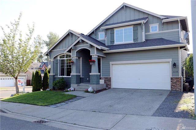 Single Family for Sale at 2214 Seneca Ave Snohomish, Washington 98290 United States