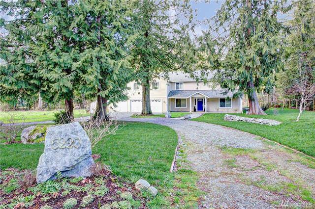 Single Family for Sale at 6220 75th Ave NE Olympia, Washington 98516 United States
