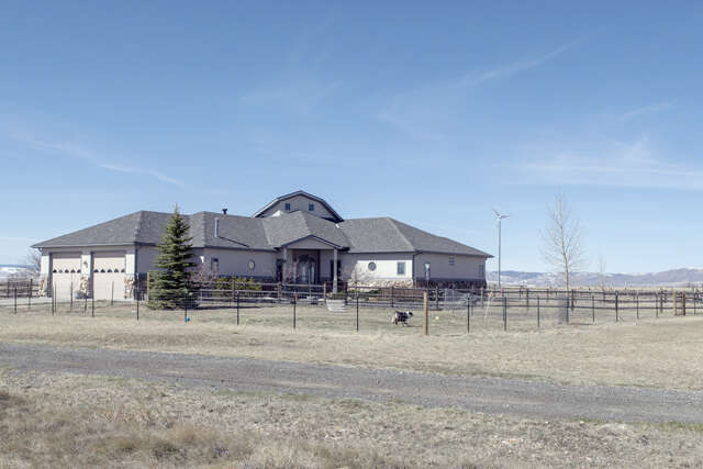 Single Family for Sale at 20 River Ridge Road Laramie, Wyoming 82070 United States