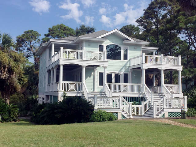 Single Family for Sale at 620 Dolphin Road Fripp Island, South Carolina 29920 United States