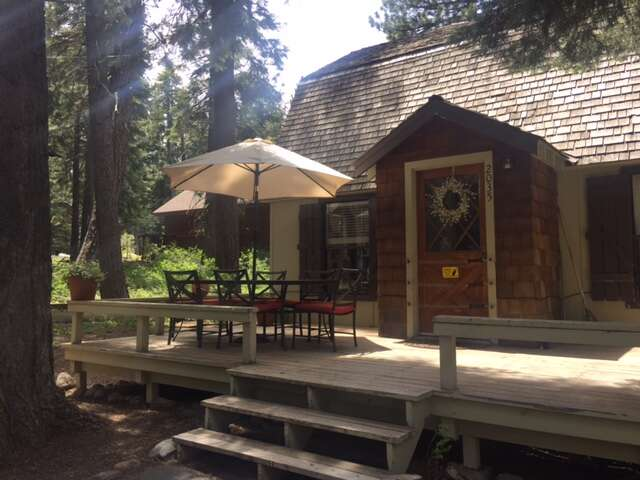 Single Family for Sale at 2035 West Lake Blvd. Tahoe City, California 96145 United States