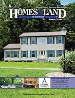 HOMES & LAND Magazine Cover. Vol. 32, Issue 12, Page 15.