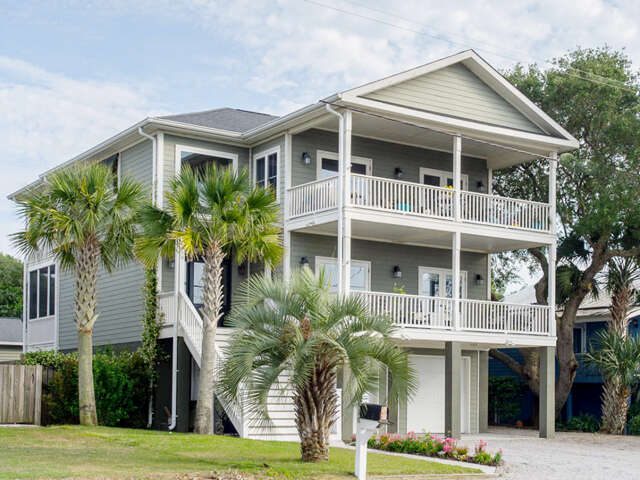 Single Family for Sale at 610 Palm Boulevard Isle Of Palms, South Carolina 29451 United States