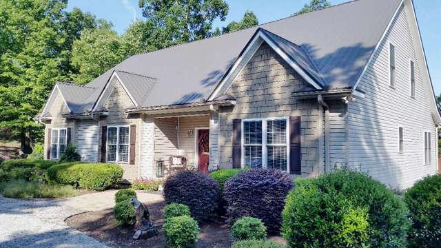 Single Family for Sale at 891 Cross Ridge Drive Rutherfordton, North Carolina 28139 United States