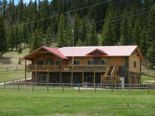 Single Family for Sale at 21752 Penny Lane Nemo, South Dakota 57759 United States
