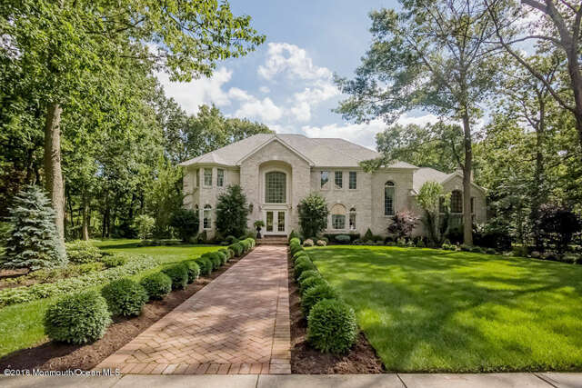 Single Family for Sale at 2121 Friar Court Wall, New Jersey 07719 United States