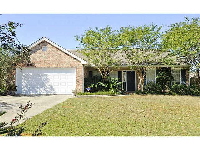 Real Estate for Sale, ListingId:43242224, location: 3113 MEADOW LAKE Drive Slidell 70461