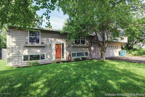 Home Listing at 8028 Cranberry Street, ANCHORAGE, AK