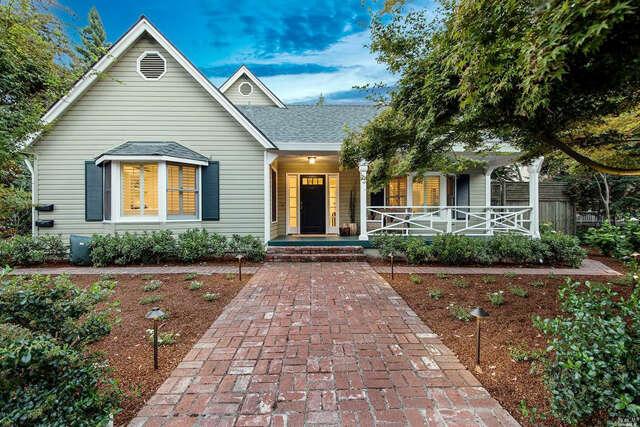 Single Family for Sale at 327 East Napa Street Sonoma, California 95476 United States