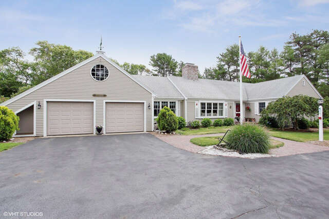 Single Family for Sale at 23 Brandywyne Court Cotuit, Massachusetts 02635 United States
