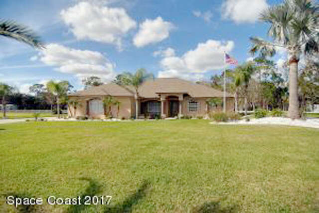 Single Family for Sale at 3240 Painted Bunting Court Melbourne, Florida 32934 United States