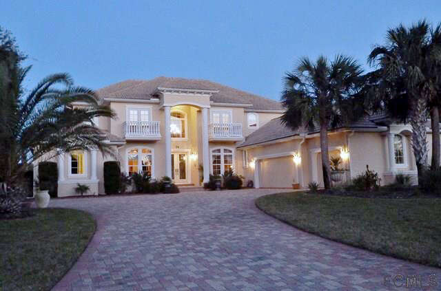 Single Family for Sale at 74 S Old Oak Dr S Palm Coast, Florida 32137 United States