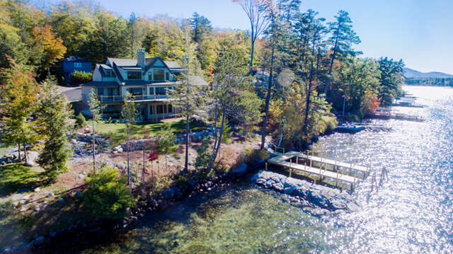 Single Family for Sale at 258 Edgewater Drive Gilford, New Hampshire 03249 United States