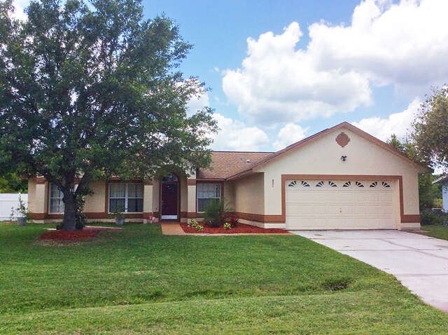 Real Estate for Sale, ListingId:38861983, location: 831 Blanc Ct Kissimmee 34759