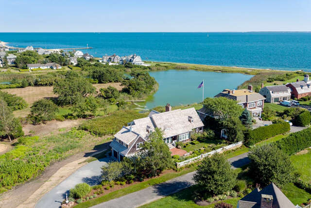 Single Family for Sale at 46 Waterside Avenue Falmouth, Massachusetts 02540 United States