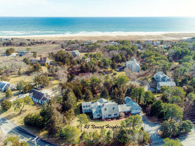 Single Family for Sale at 43 Nauset Heights Road East Orleans, Massachusetts 02643 United States