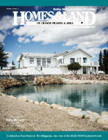 HOMES & LAND Magazine Cover. Vol. 08, Issue 08, Page 11.