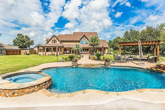 Single Family for Sale at 26603 Meadow Lane Katy, Texas 77494 United States
