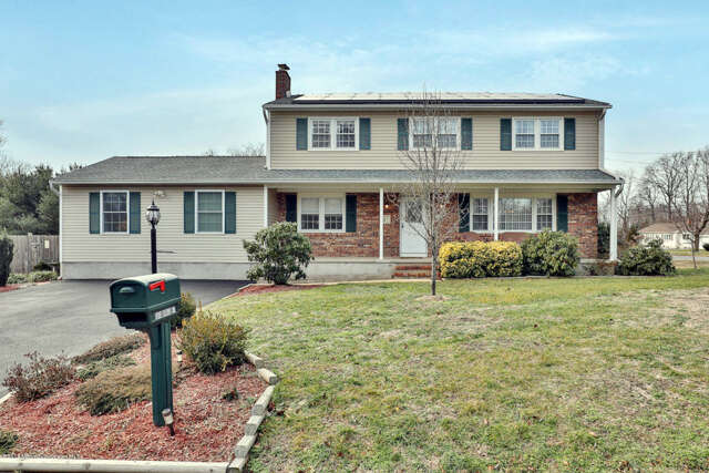 Single Family for Sale at 1601 Grace Street Wall, New Jersey 07753 United States