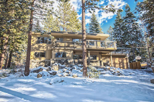 Single Family for Sale at 634 Zephyr Heights Dr Zephyr Cove, Nevada 89448 United States