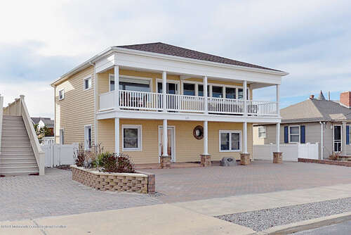 Single Family for Sale at 405 S Ocean Avenue Seaside Park, New Jersey 08752 United States