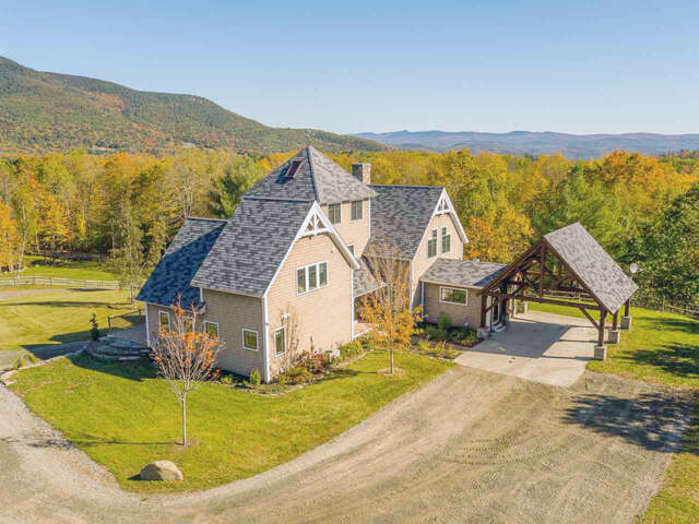 Single Family for Sale at 600 Gravelin Road Weathersfield, Vermont 05151 United States