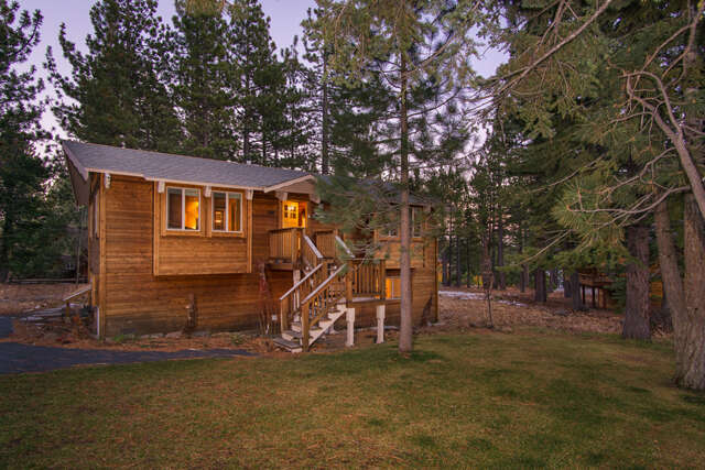 Single Family for Sale at 301 Shoreview Drive Tahoe City, California 96145 United States