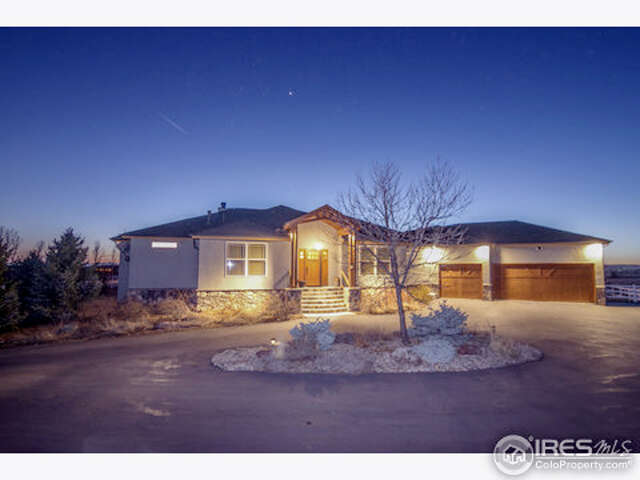Single Family for Sale at 11715 Belmont Dr Severance, Colorado 80610 United States