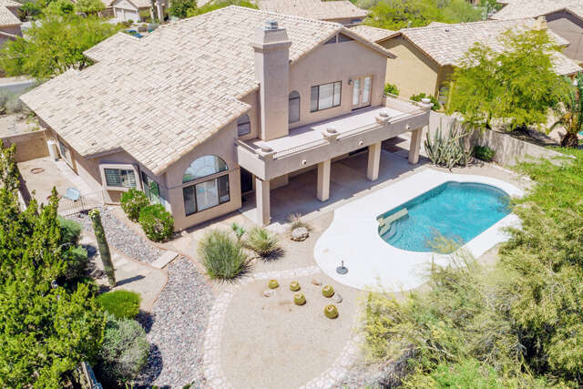 Single Family for Sale at 10448 E Robs Camp Road Scottsdale, Arizona 85255 United States