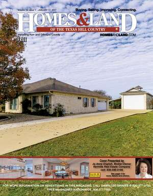 HOMES & LAND Magazine Cover. Vol. 28, Issue 01, Page 19.