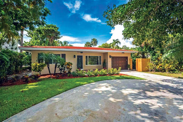Single Family for Sale at 850 E Park Drive Boca Raton, Florida 33432 United States