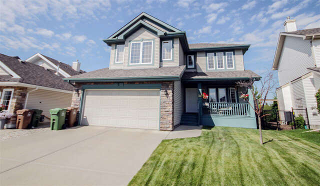 Featured Property in ST ALBERT, AB, T8N 7E7