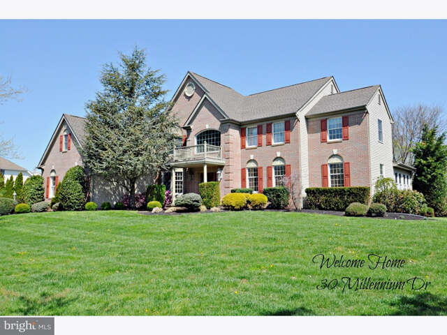 Single Family for Sale at 30 Millennium Drive Columbus, New Jersey 08022 United States