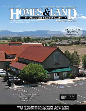 Homes & Land of Carson City & Carson Valley