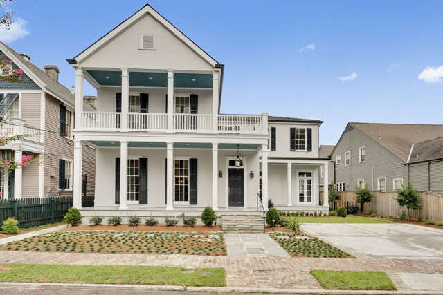 Single Family for Sale at 6031 Garfield St New Orleans, Louisiana 70118 United States