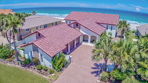 Single Family for Sale at 4321 S Atlantic Avenue Ponce Inlet, Florida 32127 United States