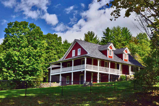 Single Family for Sale at 62 Donkin Hill Road New Hampton, New Hampshire 03256 United States