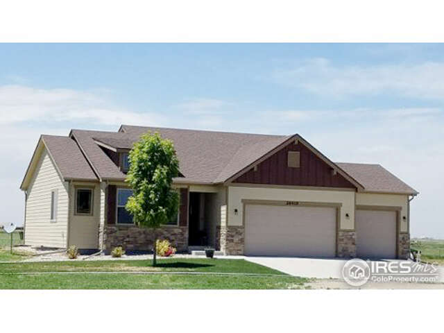 Single Family for Sale at 26419 County Road 60 1/2 Greeley, Colorado 80631 United States