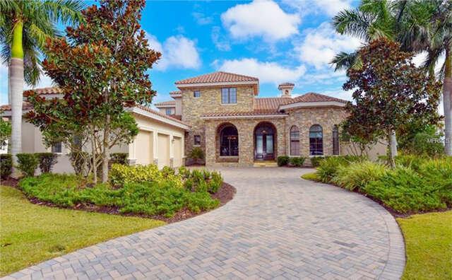 Single Family for Sale at 8317 Catamaran Circle Lakewood Ranch, Florida 34202 United States