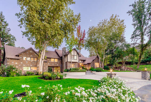 Single Family for Sale at 29100 Old Mill Creek Lane Agoura Hills, California 91301 United States