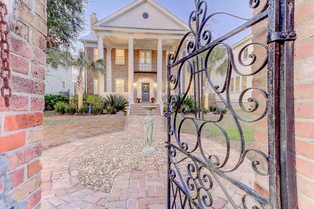 Single Family for Sale at 164 Maple Street Charleston, South Carolina 29403 United States