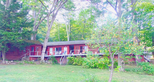 Single Family for Sale at 8056 Lakeshore Drive Hague, New York 12836 United States